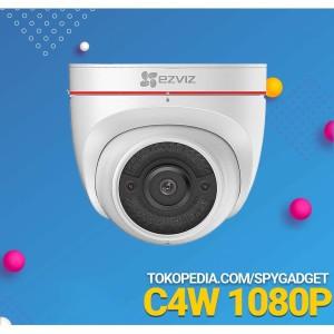 EZVIZ C4W 1080P IP CAMERA WITH ACTIVE DEFENSE GARANSI RESMI INDONESIA