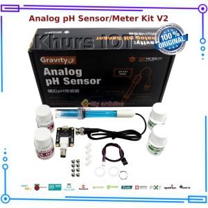 DFRobot : Analog pH Sensor / Meter Kit V2