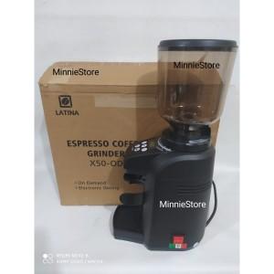 Alat Kopi Latina X50-OD Espresso Coffee Grinder Electric - Elektrik