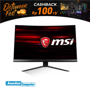 MSI OPTIX MAG241C THE BEST 144Hz CURVED GAMING MONITOR