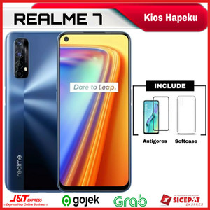 Realme 7 Ram 8GB/128GB NFC Garansi Resmi
