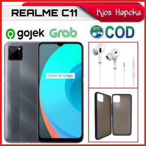 Realme C11 Ram 2GB/32GB Garansi Resmi