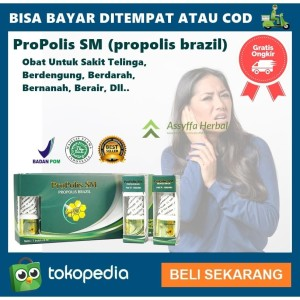 Obat Tetes Telinga Berair Berdengung Infeksi Gatal Congek Bernanah