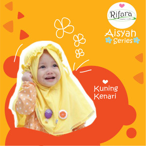 Jilbab Anak RIFARA AISYAH, Jilbab Baby