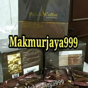 S Gold Coffee.. new X fat gold.. kopi ajaib xfat gold kemasan baru