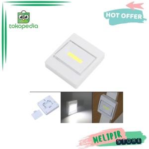 Lampu emergency Mitsuyama Stick N Click MS-8508 Cob Led 10 watt