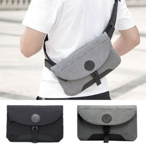 Tas Selempang Waistbag Pria / 3Way Compact Slingbag