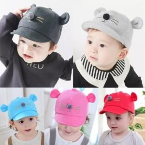 bisa COD NEW ARRIVAL topi IMPOR untuk bayi anak laki laki baseball