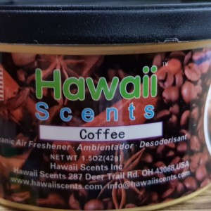 PARFUM MOBIL KOPI CANNED HAWAII SCENTS COFFEE PARFUM KOPI