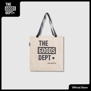 The Goods Dept Tote Bag Unisex TOTE BAG TGD Jakarta Coklat