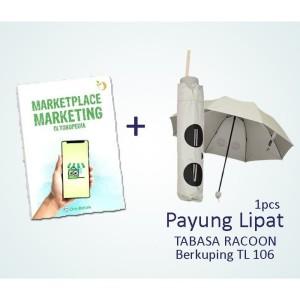 Paket Hemat TABASA + Buku Marketplace Marketing di Tokopedia Om Botak