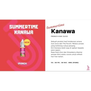 Kanawa Salt By Just Juice
