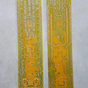 PCB AMPLI CLASS TD 2U Double Layer