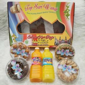 Parcel Kue Lebaran Sari Wangi Butter Cookies Super 4/2 Kue Kering Enak
