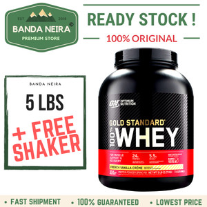 ON Optimum Nutrition Gold Standard 100% Whey Protein Isolates