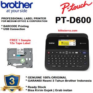BROTHER Printer Label PT-D600