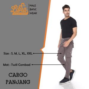 Celana Cargo Panjang Pria / Celana PDL