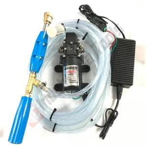 SET CUCI RAIDEN Mesin Cuci AC Motor Mobil Steam Power Sprayer Portable