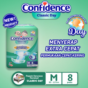 Confidence Adult Classic Day M 8's