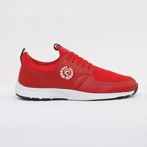 Sepatu Pria Sepatu Sport Pria Sneaker Pria Sepatu Raindoz Warna Merah