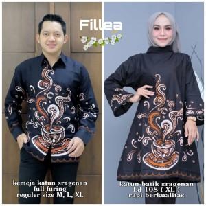 couple batik solo alusan murah rapi CK 0930
