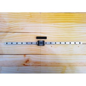 MGN12 400MM 40cm Linear Rail Guide include MGN12H Bearing Block