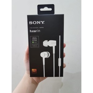 [GARANSI]EX750AP HEADSET SONY HEAR IN SUPER BASS ALL TIPE HP