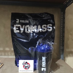 AGEN RESMI ! EVOLENE EVOMASS EVO MASS 10LBS BPOM HALAL MUI