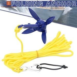 Jangkar Pancing Lipat untuk Perahu Kayak / Canoe / Perahu