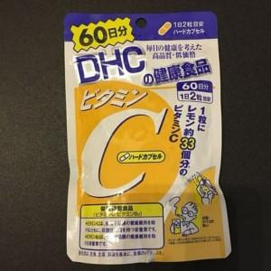 DHC Vitamin C 60 days VIT C