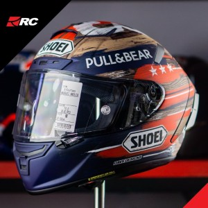 Shoei X14 Marquez America GP Limited Edition