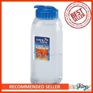 Lock & Lock Lock&Lock HAP Water Bottle PET 900 ML Botol Minum Kulkas