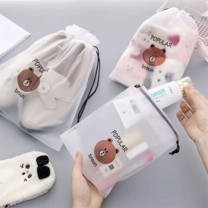Travel bag serbaguna Tas Pouch kosmetik