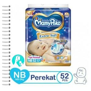 Mamy Poko Extra Soft Extra Dry NB52