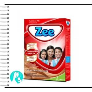 Susu Zee Swizz Chocolate Milk 350/Box