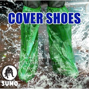 jas hujan sepatu - cover sepatu - mantel sepatu - cover hujan sepatu