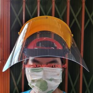 Kedok Las / Face Shield Visor Holder