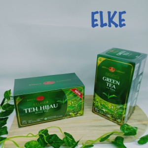 TEH HIJAU KEPALA JENGGOT TEH GREEN TEA