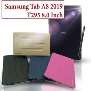 Samsung Tab A 8 8.0 Inch 2019 T295 Flipcase Slotcard Case Casing Cover