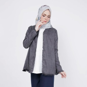 Zoya Fashion - Sena Outer Grey