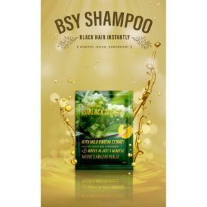 BOX [BPOM] Cocottee Bsy GoBlack / Shampoo semir mengkudu/ noni shampoo