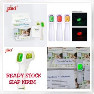 JZIKI Medical Infrared Thermometer NonContact Termometer AKURAT READY