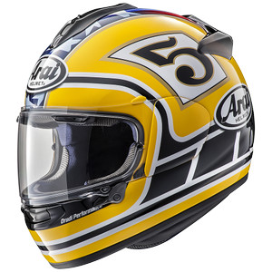 Arai Vector X Edward Legend