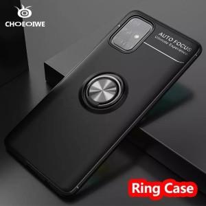 Casing Softcase Iring Samsung Galaxy A51 Soft Back Case