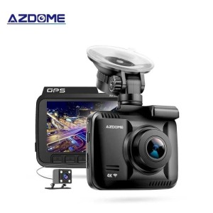 AZDOME 4K Ultra HD Dash Camera WiFi GPS Parking Monitor DashCam