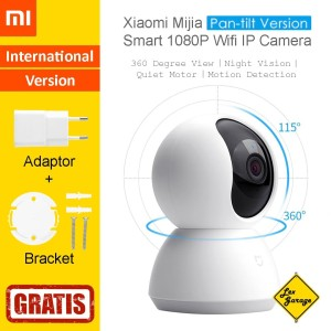 CCTV Wifi Xiaomi Mijia Smart WiFi IP Camera 1080p International Ver