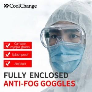 Safety Glasses Medical Goggle Kacamata Alat Pelindung Diri Anti Virus