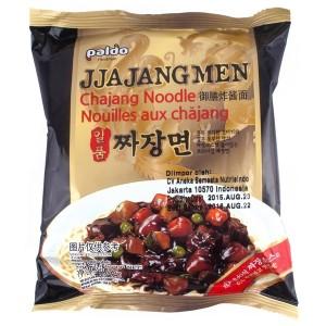 PALDO Jjajangmen Chajang Noodle 200gr - Mie Kecap Jajangmyeon Korea