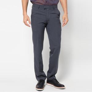 EDITION MEN FP1 NAVY Celana Panjang Offiicer Work Woven Trousers
