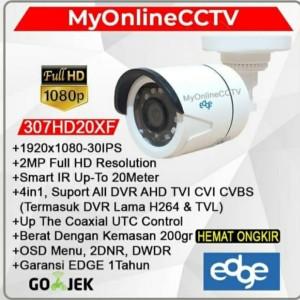 Kamera CCTV Outdoor AHD Asli 2 MP Camera 1080P